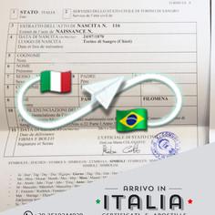 Estratto di Nascita | Comune di Torino di Sangro-Prov.Chieti
