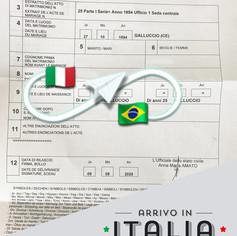 Certificato di Matrimonio | Comune di Galluccio - Prov. Caserta