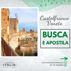 Estratto di Nascita | Castelfranco Veneto