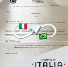 Estratto di Nascita   Comune di Latronico - Prov.Potenza