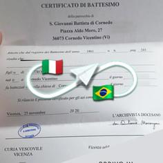 Certificato di Battesimo | Parrocchia di Cornedo Vicentino - Prov.Vicenza