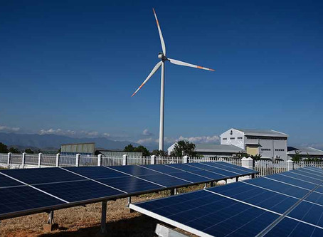 VIET NAM LACKS MECHANISMS FOR PRIVATE INVESTMENT IN RENEWABLE ENERGY