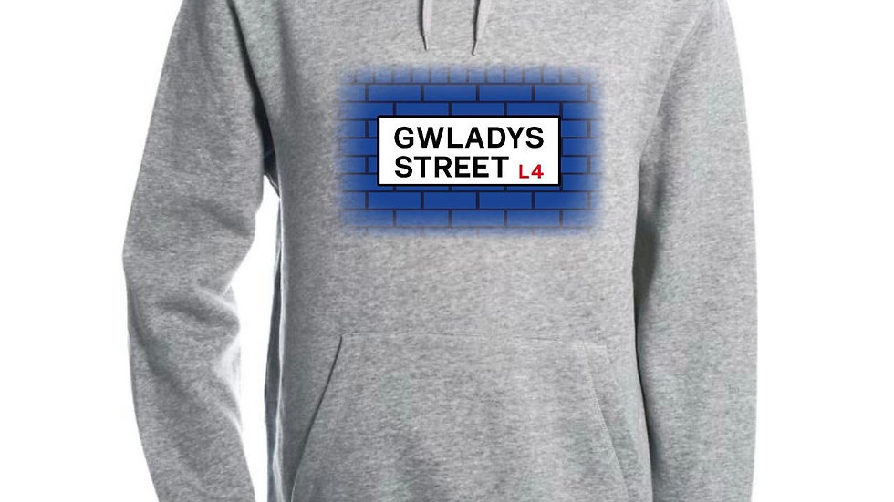 Gwladys Road Sign