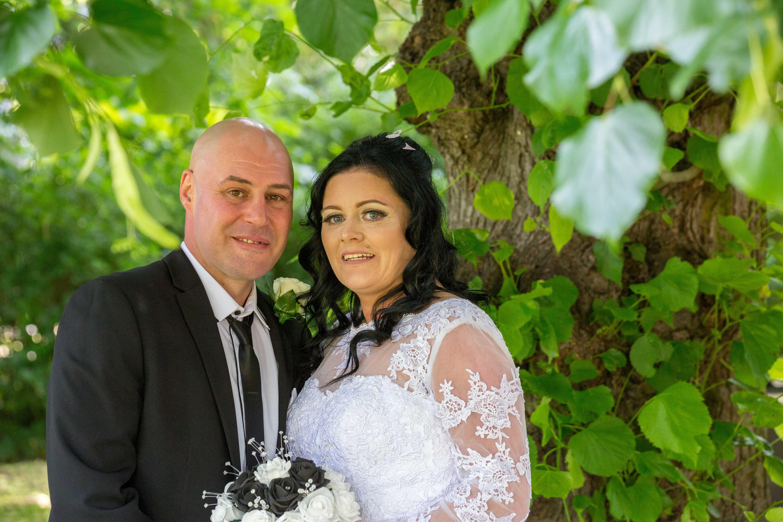 Iain & Angela