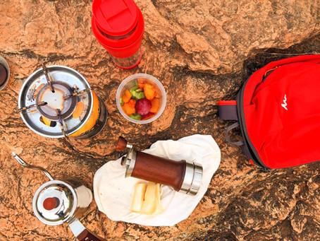 Café ao ar livre #outdoorcoffee