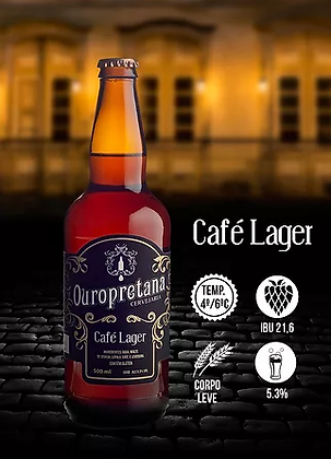 Café Lager 500ml