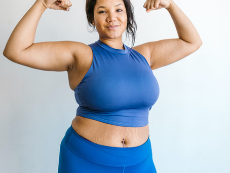 Can You Be Fat and Healthy? What Practicing Health at Every Size (HAES) means.