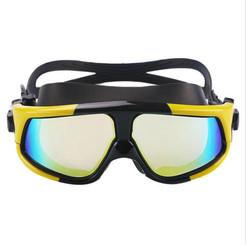 Anti-Fog UV Waterproof Silicone Large Frame Goggles