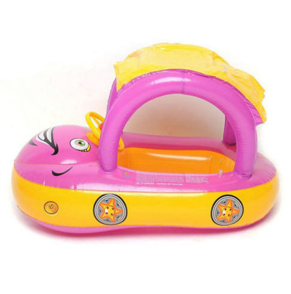 Pink Car Seat Float