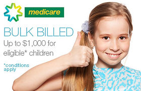 free child dental adelaide aberfoyle park medicare cdbs