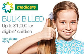 free child dental adelaide aberfoyle park medicare cdbs