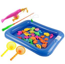 Floating Fishing Game
