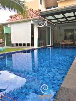 Residential Infinity Pool Johor
