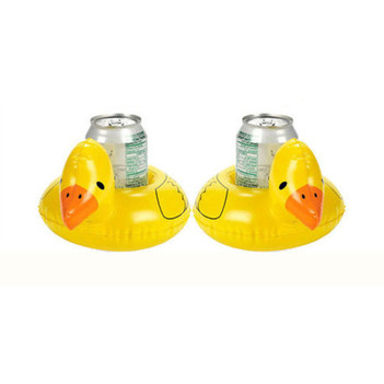 Duckie Floating Can Holder