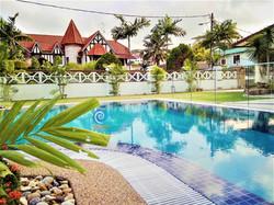 Overflow Swimming Pool Johor Bahru