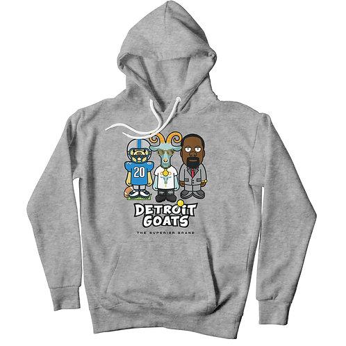 Detroit Goats Hoodie