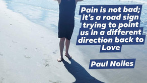 Pain is not bad!