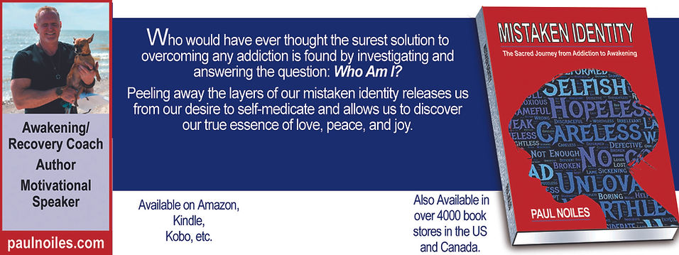A book of my new book called Mistaken Identity