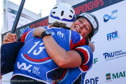 Mallory wins the World Championships!