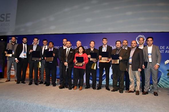 Vencedores Prêmio Nacional de Gestão de Ativos Engenheiro Amauri Reigado