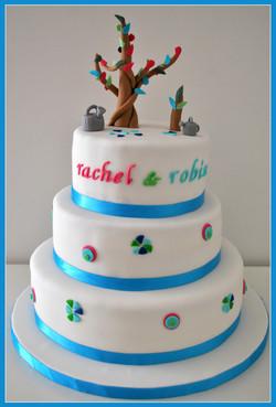 Gâteau arbre