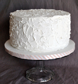 Gâteau Neige