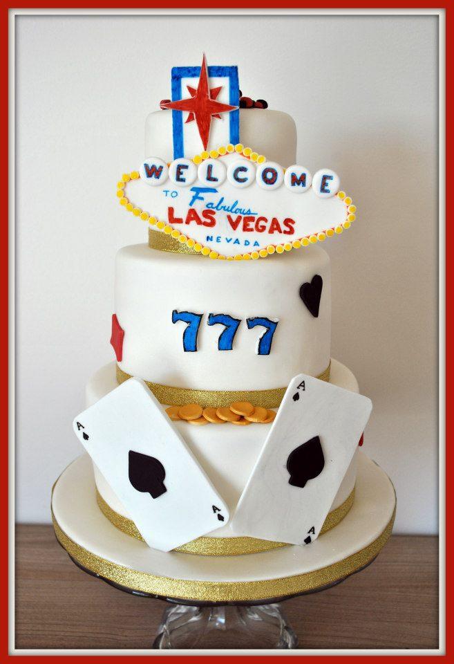 Gâteau Las Vegas