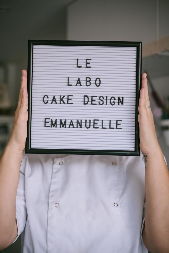 Emmanuelle et le Labo en images