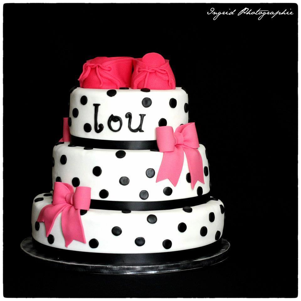 Gâteau fashionista