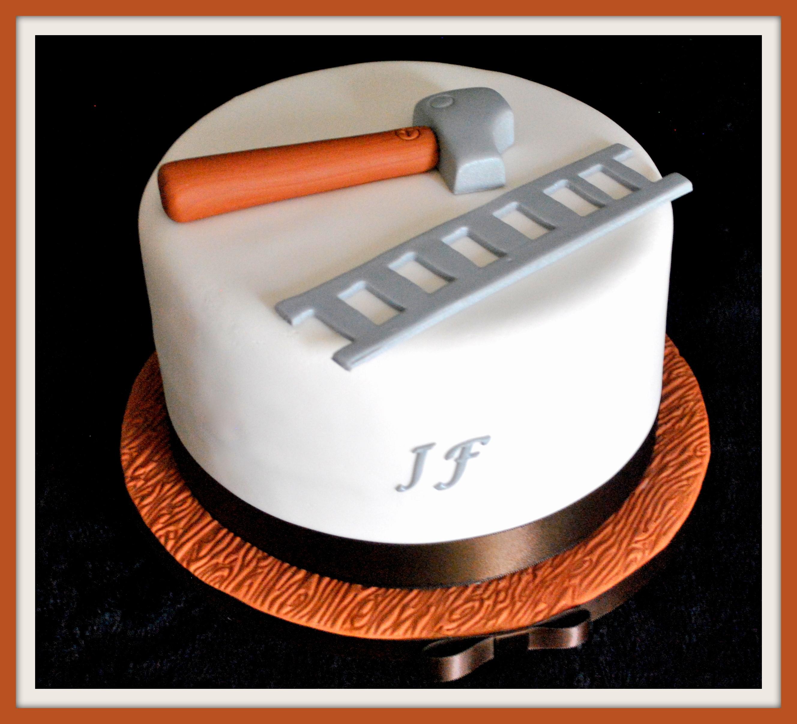 Gâteau bricolo