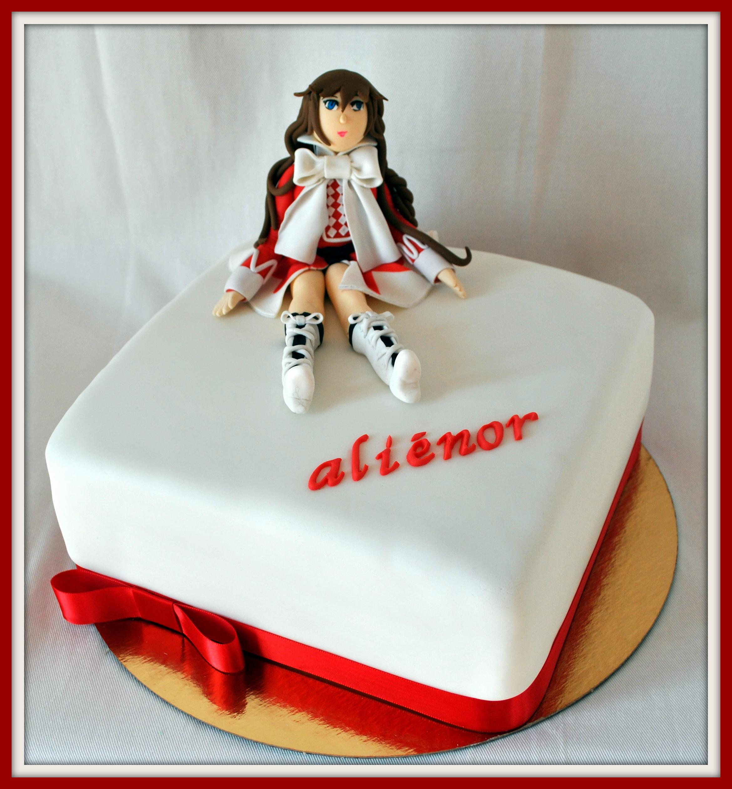 Gâteau Manga