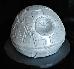 Gâteau vaisseau spatial