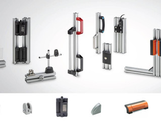 Finn riktige komponenter til dine aluminiumsprofiler