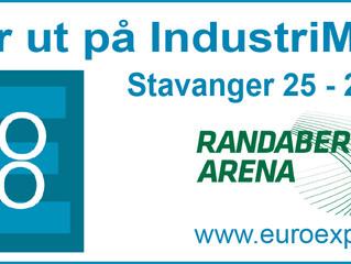 Euro Expo i Stavanger 25.-26. januar