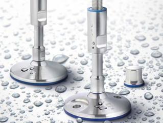 Nye Maskinsko med Hygienisk Design for høye hygieniske standarder