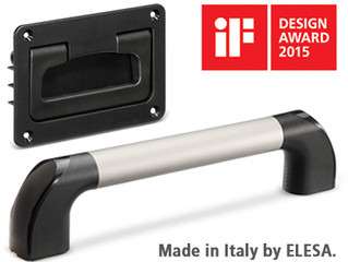 Enda en Red Dot Design Award 2015 til ELESA!