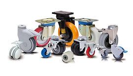 hjul, trinser, møbelhjul, rustfrie hjul