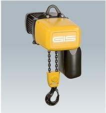 GIS elektrotaljer og løpekatter