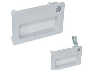 GN 115.10 Innfellbare håndtak med lås