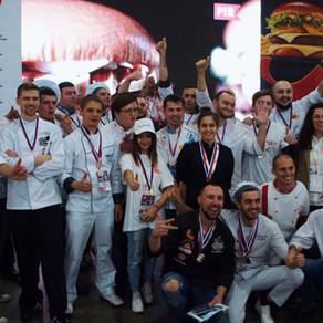 Чемпионат России по пицце – крупнейшие соревнования для пиццайолло России.