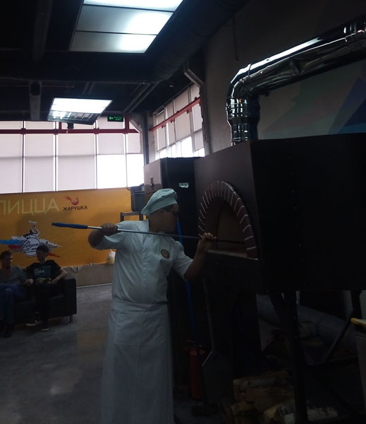 II Выставка HORECA by Kazan