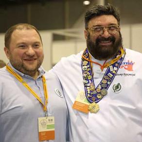 В Новосибирске прошел первый Чемпионат Сибири по пицце.