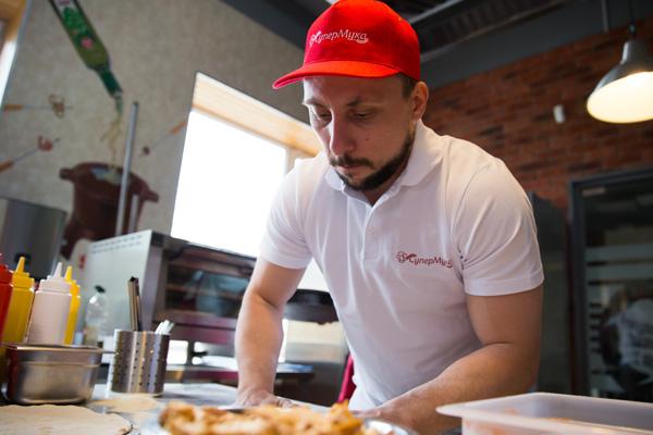 """""""Современная индустрия пиццы"""""""