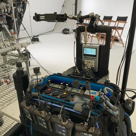 Studio Commercial Shoot