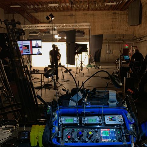 Soundstage Digital Shoot
