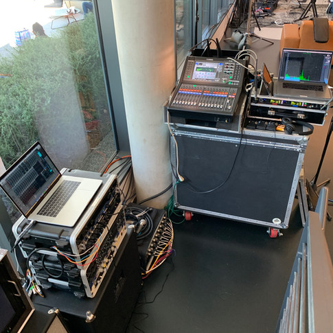 Live Concert Record/Monitor Rig