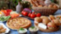 קייטרינג חלבי, מגשי אירוח , אירוע פרטי, אירוע משרדי