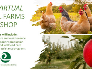 REGISTRATION OPEN! Free Small Farms Workshop