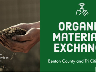 Organic Materials Exchange Now Available