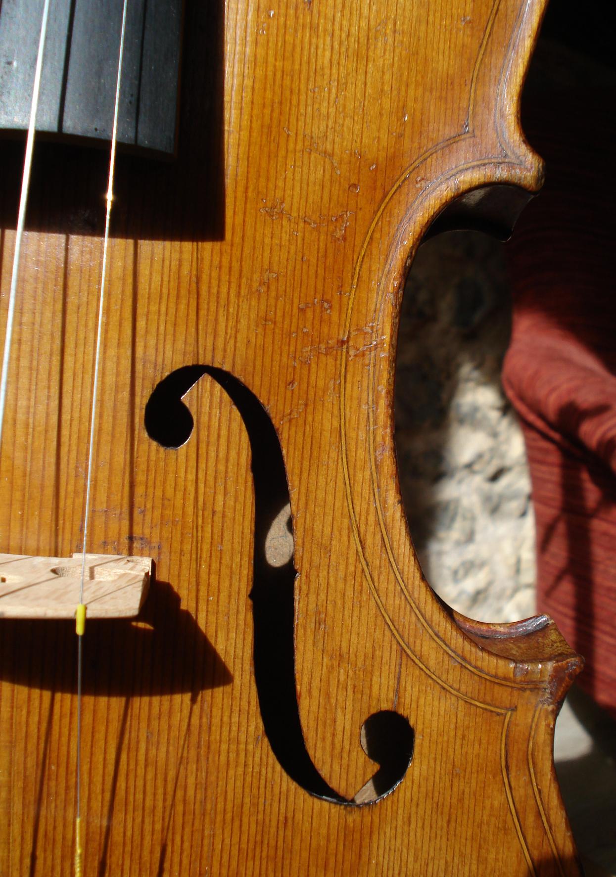 violon 4/4 bernay